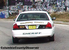 Columbia County Sheriff Patrol Deputies: Paid less for doing more