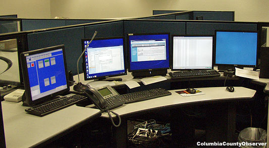 county 911 communications  will lake city continue down the path to becoming an island