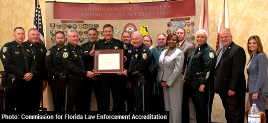 Columbia County Sheriff's Office Joins Other Florida Police Agencies