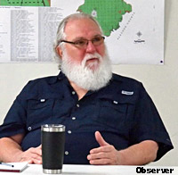 Charlie Keith, Suwannee River Water Management Board member.