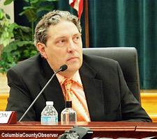 City Councilman Todd Sampson